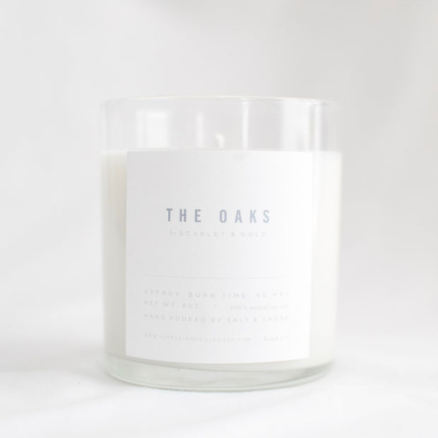 The Oaks | Candle