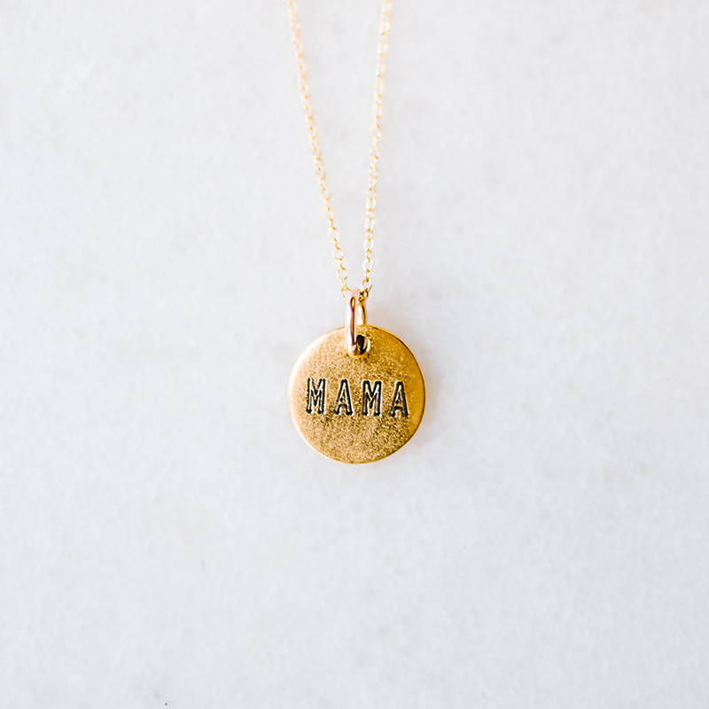 MAMA | NECKLACE