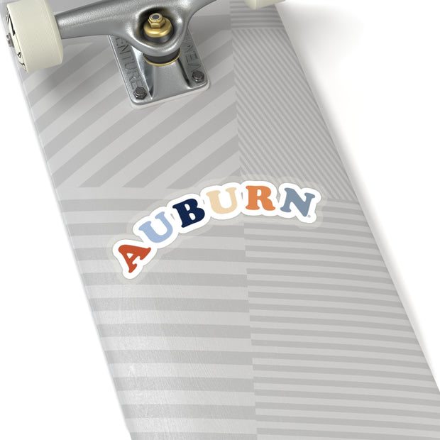 The Auburn Arch | Sticker