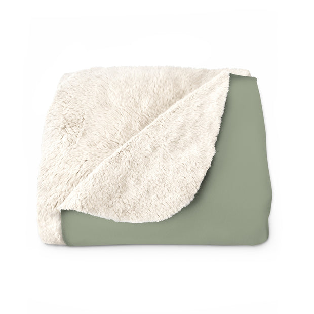 The Grateful | Sherpa Fleece Blanket