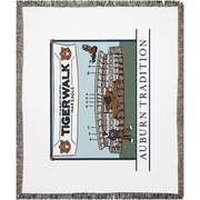 The Auburn Tradition | Woven Blankets