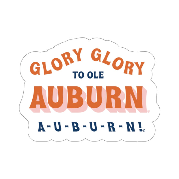The Ole Auburn | Sticker