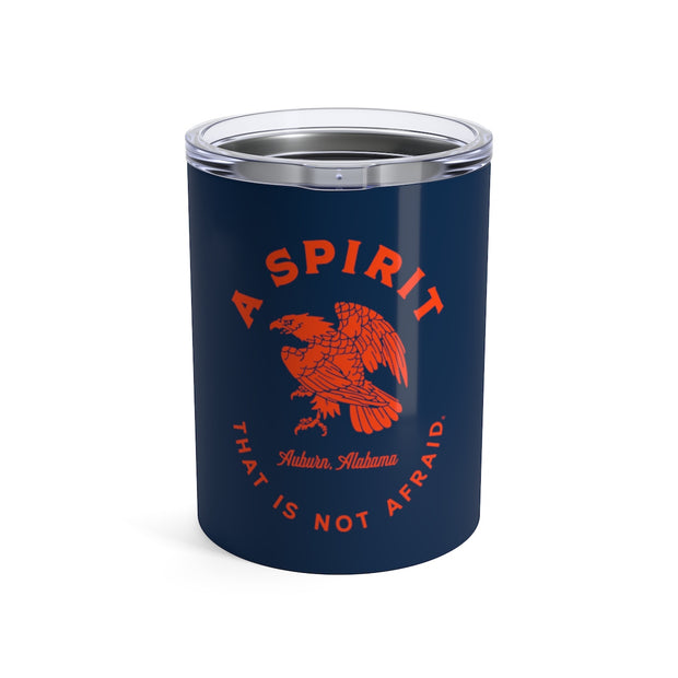 The Spirit Not Afraid | 10 oz. Tumbler