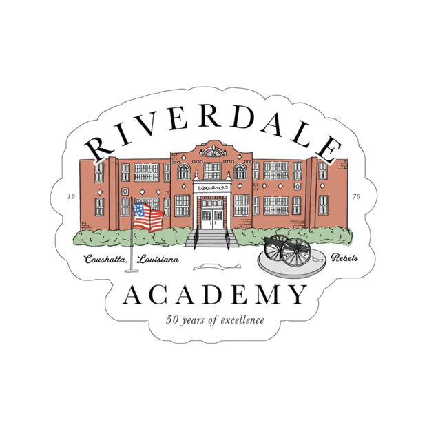 The Riverdale Academy | Sticker