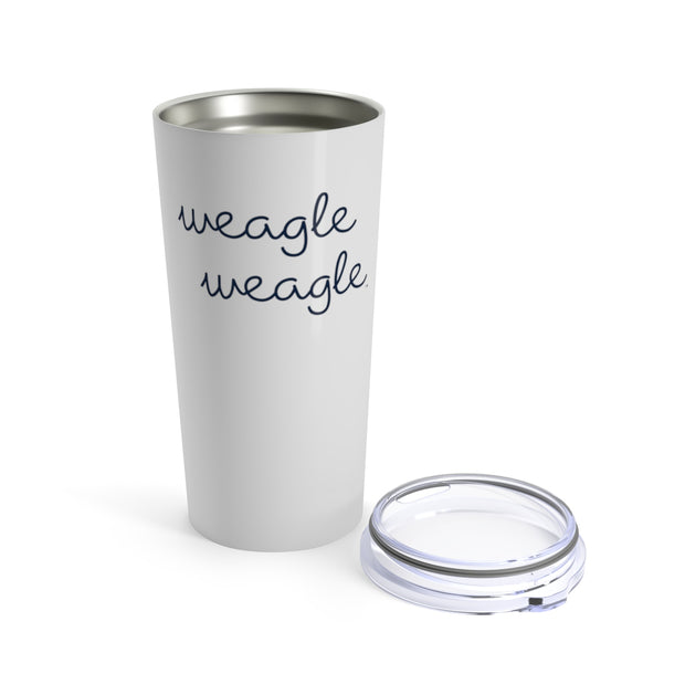 The Weagle Weagle | 20 oz. Tumbler