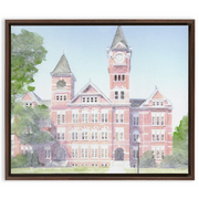 The Samford Hall | Framed Canvas Wraps