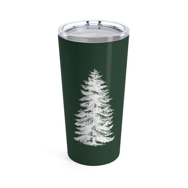 The Christmas Pine Green | 20 oz. Tumbler