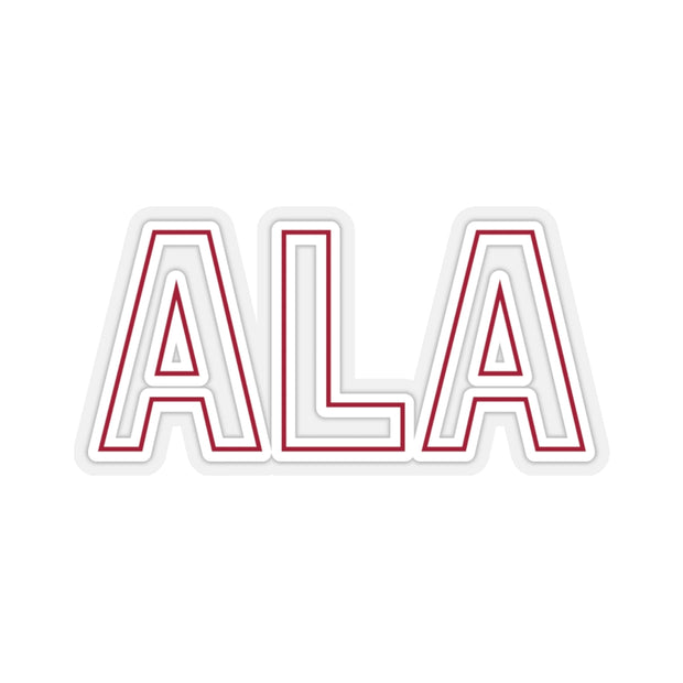 The ALA | Sticker