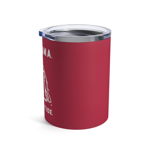 The Alabama Logo | Tumbler 10oz
