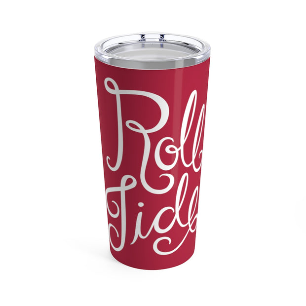 The Roll Tide Script | 20 oz. Tumbler