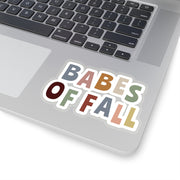 The Babes of Fall | Sticker