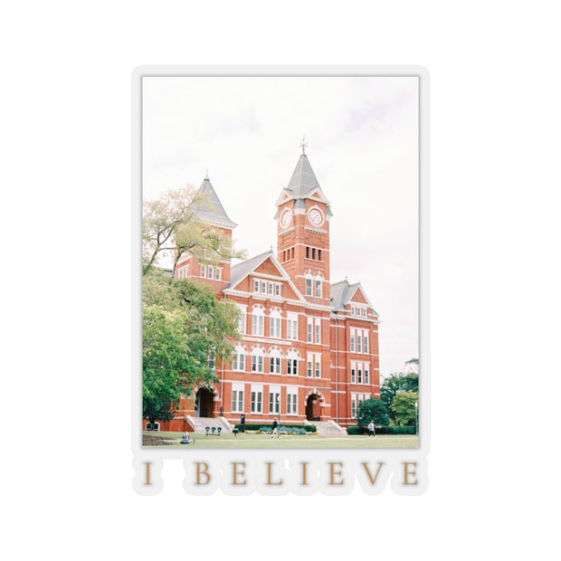 The I Believe | Sticker