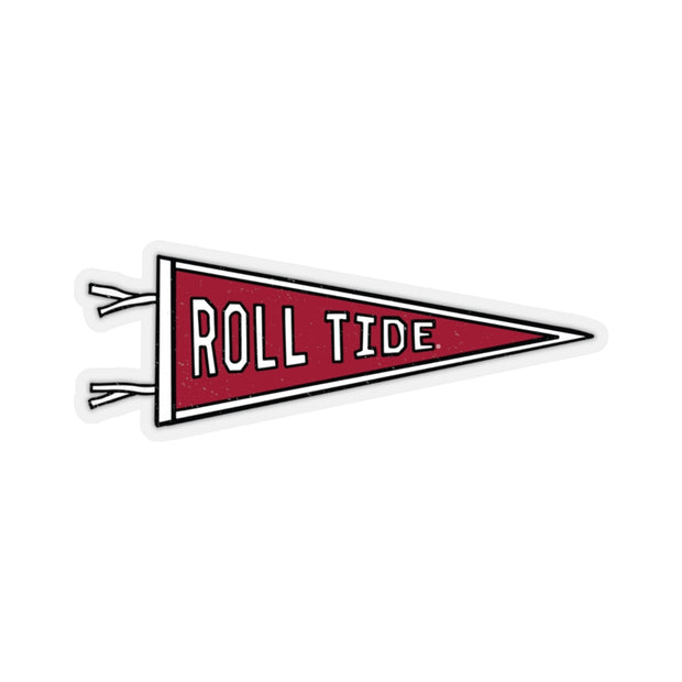 The Alabama Pennant | Sticker