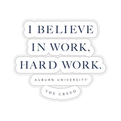 The Creed | Sticker