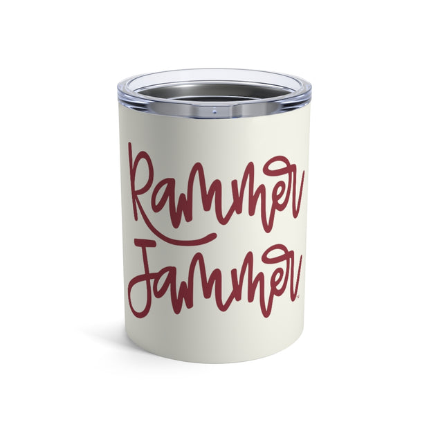 The Rammer Jammer | 10 oz. Tumbler