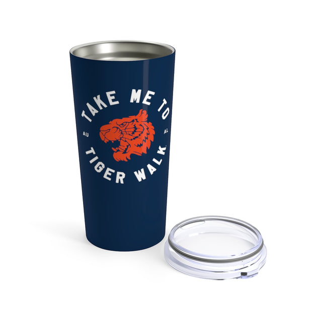The Tiger Walk | 20 oz. Tumbler