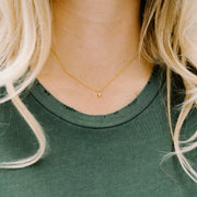 The Tiny Cross | Necklace