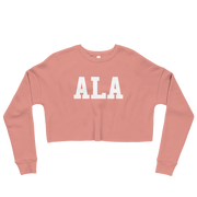 The ALA | Crop Sweatshirt