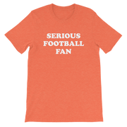 The Serious Football Fan | Tee