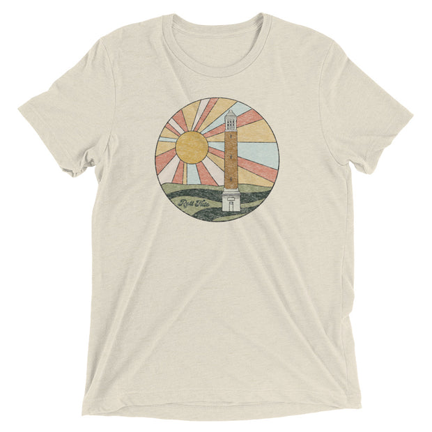 The Denny Chimes Sunset | Triblend Tee