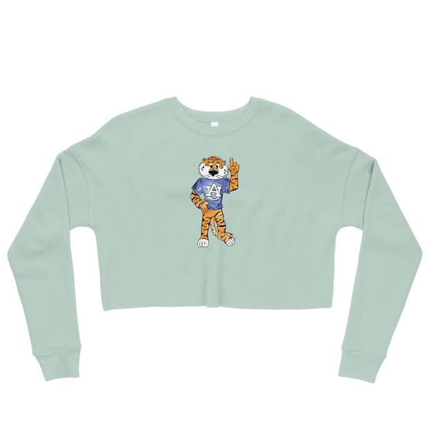 The Aubie | Crop Sweatshirt