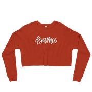 The Bama | Crop Sweatshirt