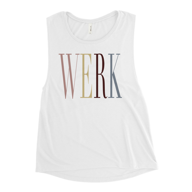 The Werk | Muscle Tank