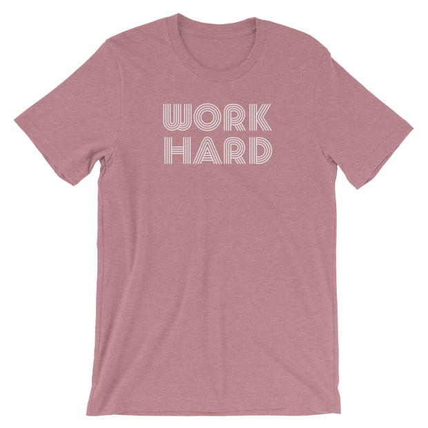 The Work Hard | Tee