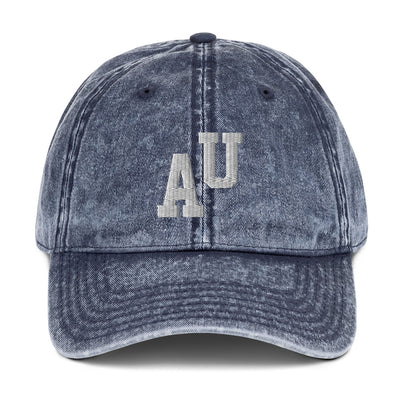 The AU Letterman | Vintage Hat