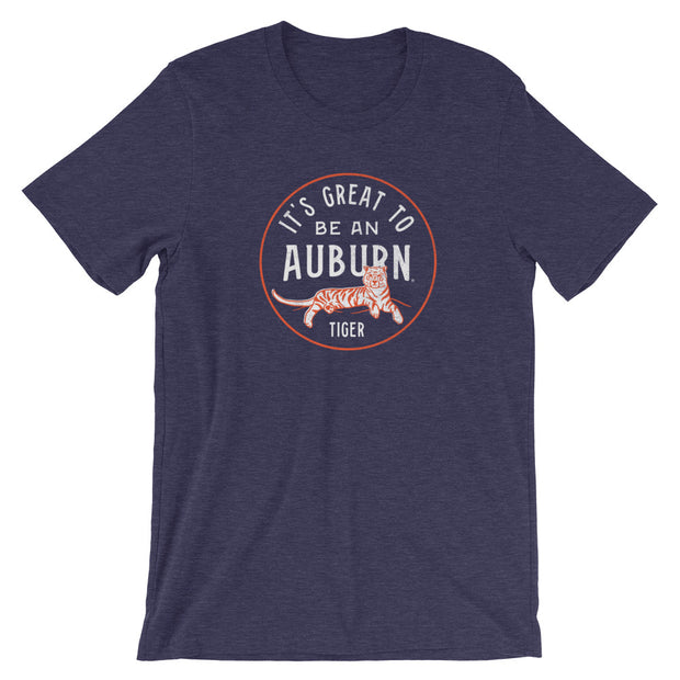 The It's Great To Be An Auburn Tiger | Tee