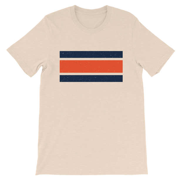 The Orange & Blue Stripes | Tee