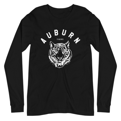 The Auburn Tigers | Long Sleeve Tee