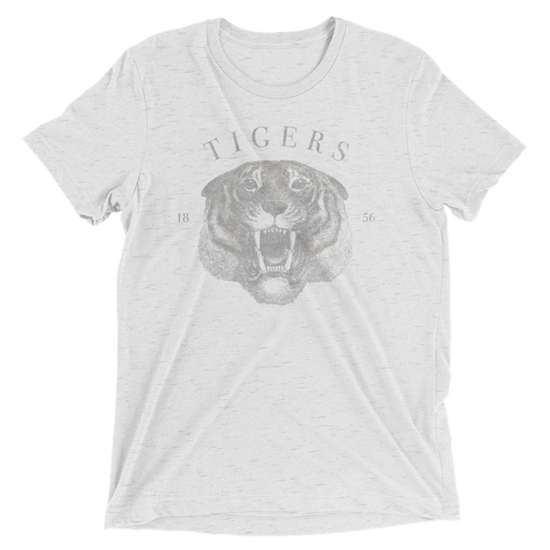 The Tiger Head | Triblend Tee