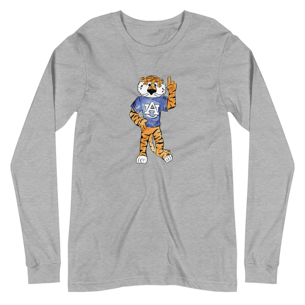 The Aubie | Long Sleeve Tee