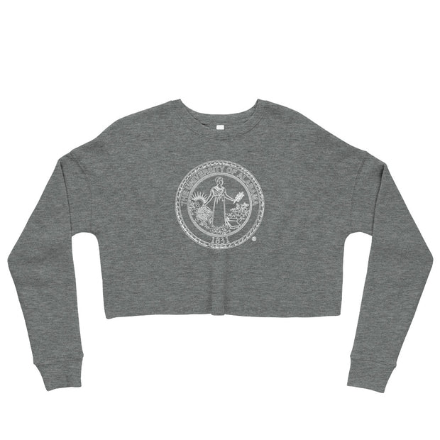 The Alabama Seal | Crop Sweatshirt