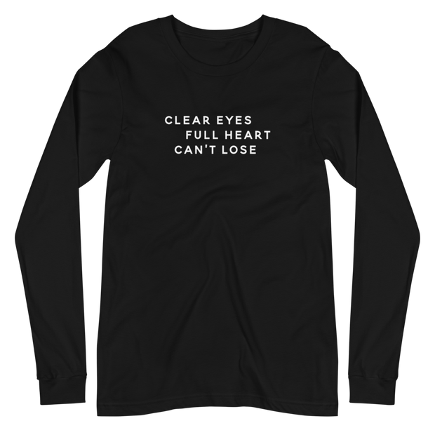 The Can't Lose | Long Sleeve Tee