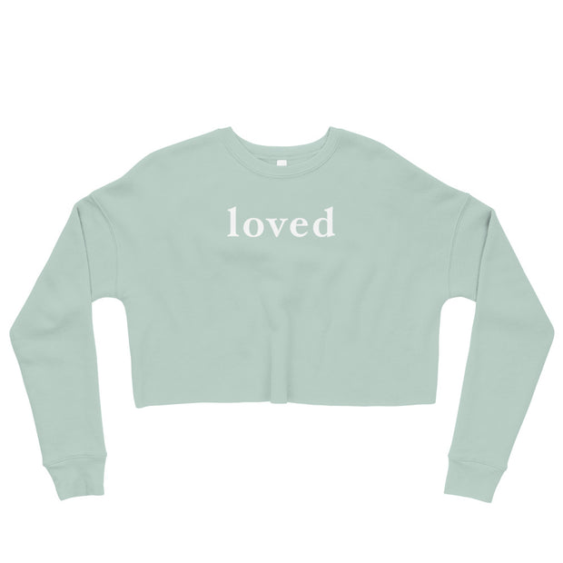 The Loved | Crop Sweatshirt
