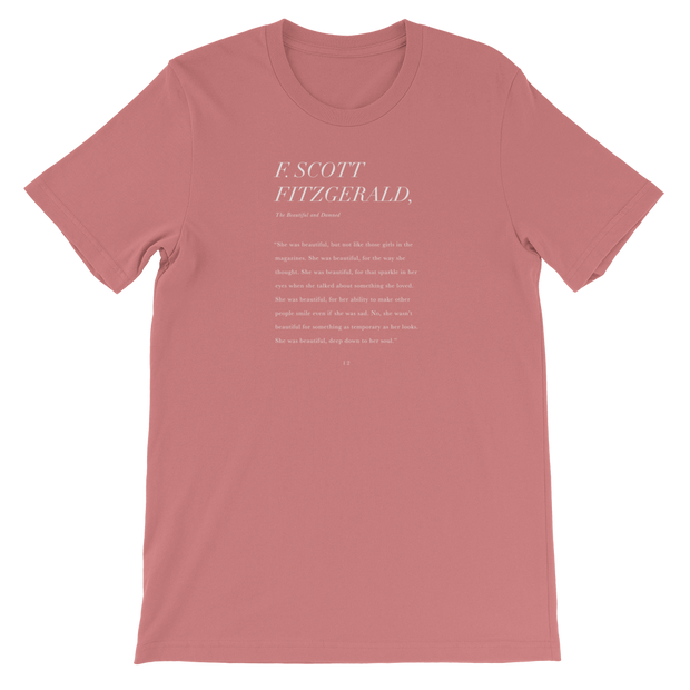 The She Was Beautiful | Tee