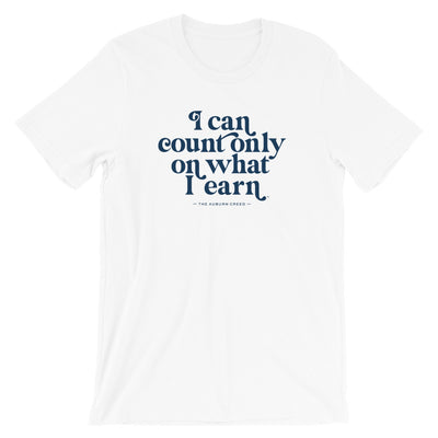 The What I Earn | Tee