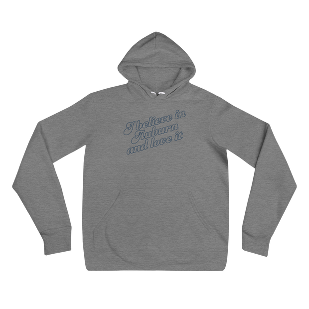 The I Believe in Auburn | Hoodie
