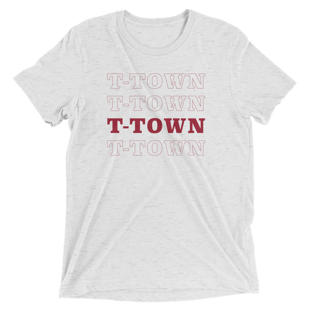 The The T-Town | Triblend Tee