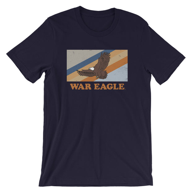 The War Eagle Stripes | Tee