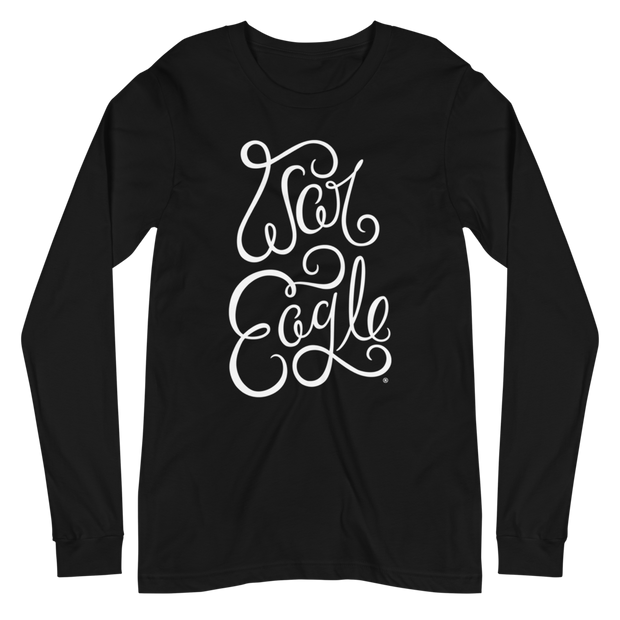 The War Eagle Script | Long Sleeve Tee