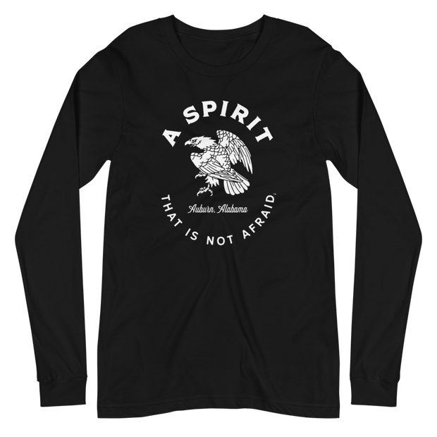 The Spirit Not Afraid | Long Sleeve Tee