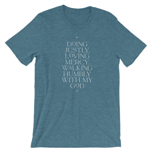 The Doing Justly | Tee