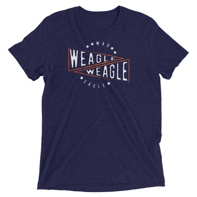 The Weagle Weagle Flag | Triblend Tee