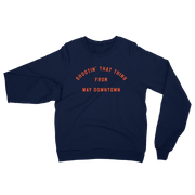 The Shootin That Thing Arch | Sweatshirt