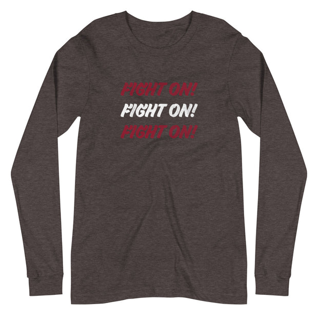 The Fight On Fight On | Long Sleeve Tee