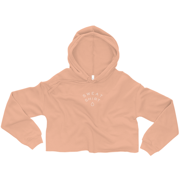 The Sweat Shirt | Crop Hoodie
