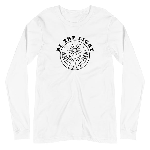 The Be The Light | Long Sleeve Tee